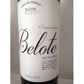 Belote vino de León