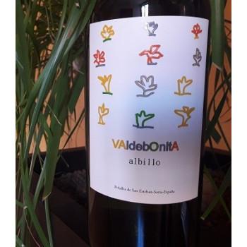 Valdebonita Albillo de Rudeles vino blanco Ribera del Duero