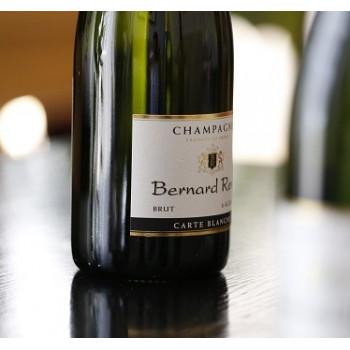 Bernard Remy brut Carte Blanche champagne