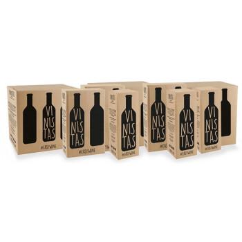 Suscripción secreta de vino (trimestral)