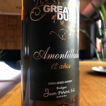 Amontillado Jerez de Juan Piñero