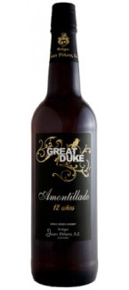 Amontillado Great Duke de Juan Piñero