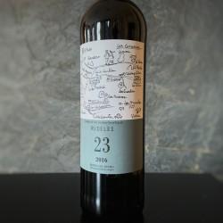 Rudeles 23 vino tinto Ribera del Duero edición limitada