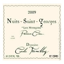 Murgers Nuits St george