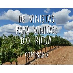 Lote DO de los vinistas: RIOJA