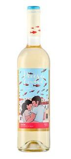 Peces de ciudad vino blanco de Rueda verdejo