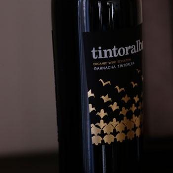 Tintoralba vino tinto garnacha Ecologico