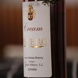 vino Cream Jerez  Juan Piñero