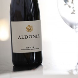Vino tinto Aldonia