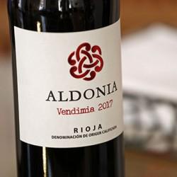 Vino Aldonia Vendimia