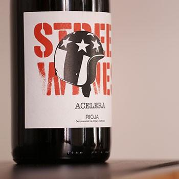 Acelera Crianza Street Wines