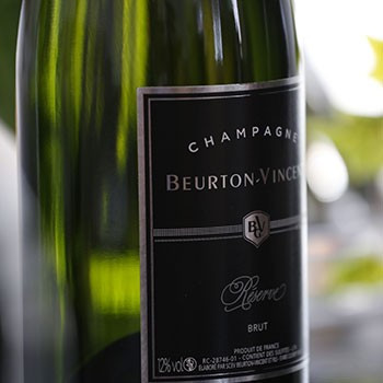Champagne Beurton Vincent Reserve Brut