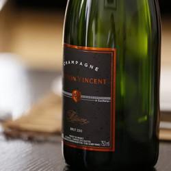 Champagne Beurton Vincent Millesime 2010