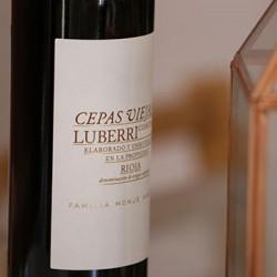 Cepas Viejas Luberri Rioja Alavesa