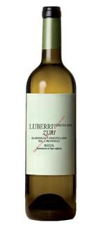 Zuri de Luberri Monje Amestoy vino blanco de Rioja