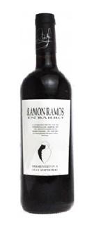 Ramón Ramos Serie Naranja fermentada en barro