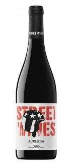 Acelera crianza vino tinto de Rioja Street Wines