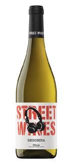 Rebobina vino blanco de Rioja Street Wines