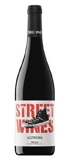 Alterna vino tinto de Rioja Street Wines