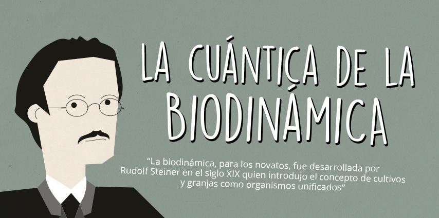 La cuántica de la Biodinámica