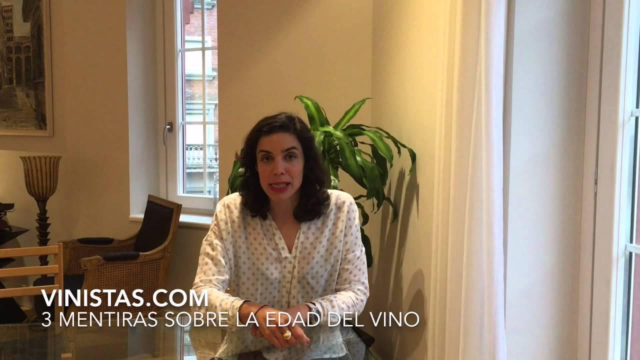 3 mentiras sobre la edad del vino – VINISTAS TV