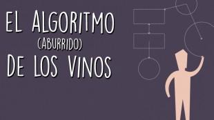 El algoritmo aburrido de los vinos