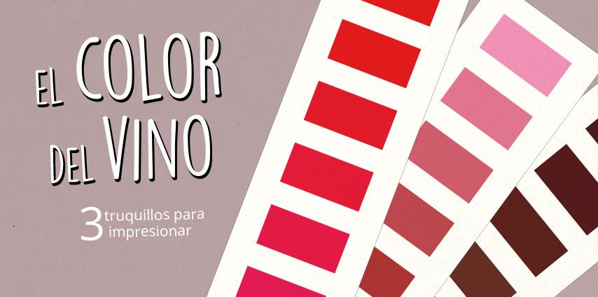 El color del vino: 3 trucos (para impresionar)