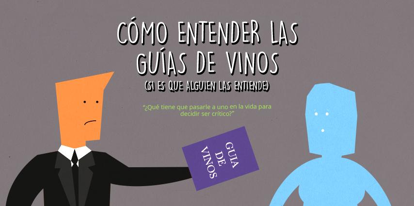 Como entender las guías de vino.
