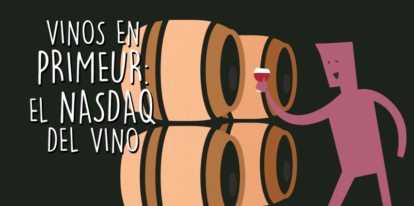 Vinos en primeur: los futuros del vino.