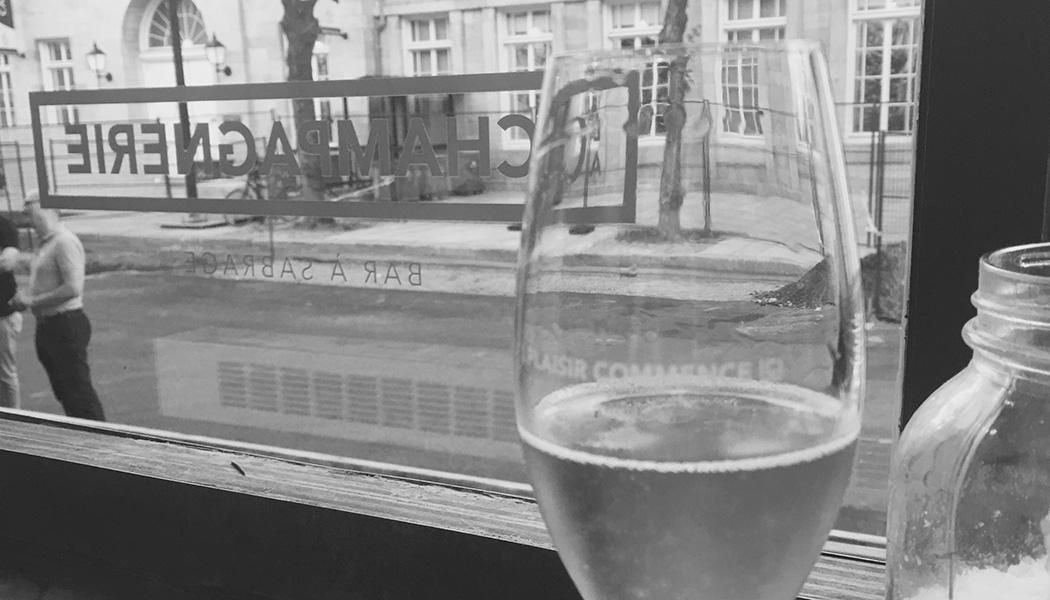 La Champagnerie. Bares del mundo.