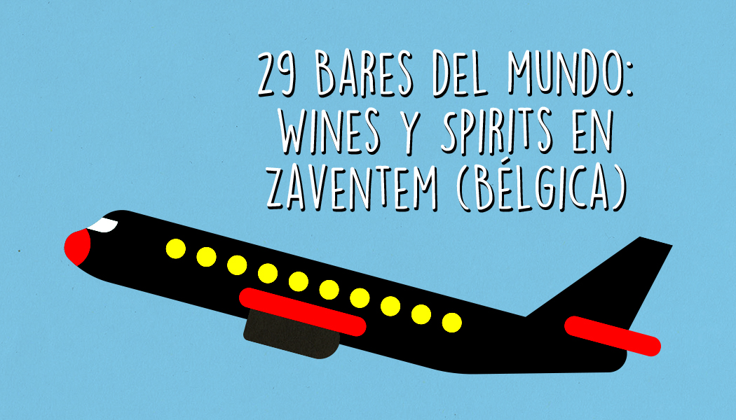 Wine & Spiriten Zaventem. Bares del Mundo.