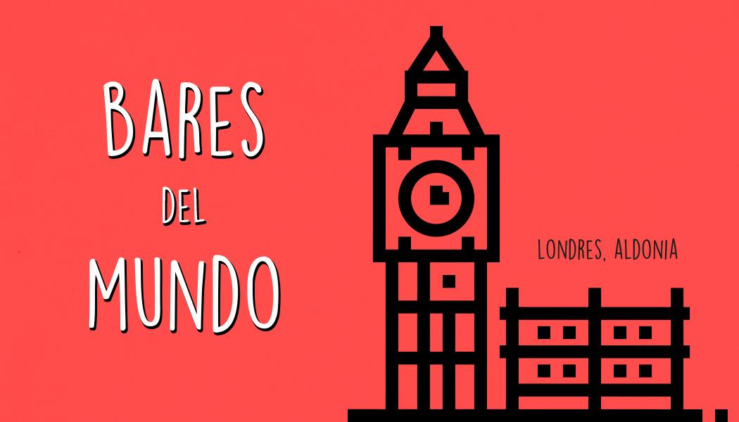Oblix: Londres a tus pies. Bares del mundo