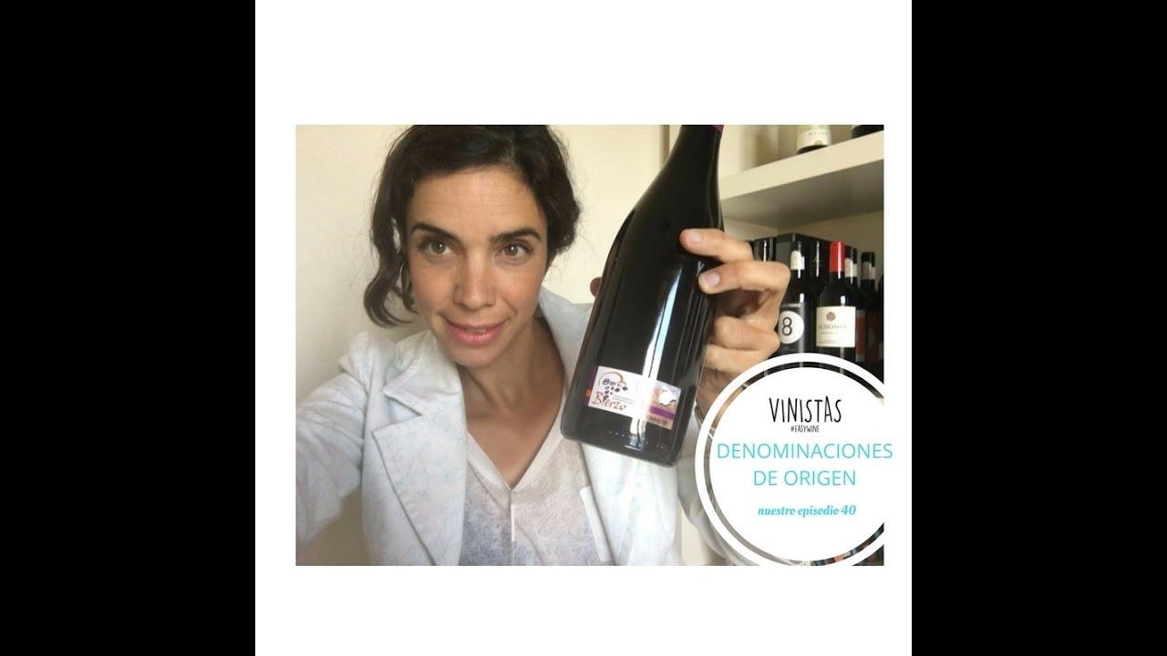 Denominaciones de Origen del vino. Vinistas TV