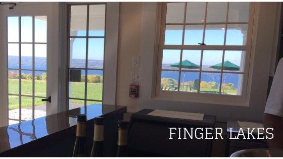 Finger Lakes. De vinos por una zona deliciosa.