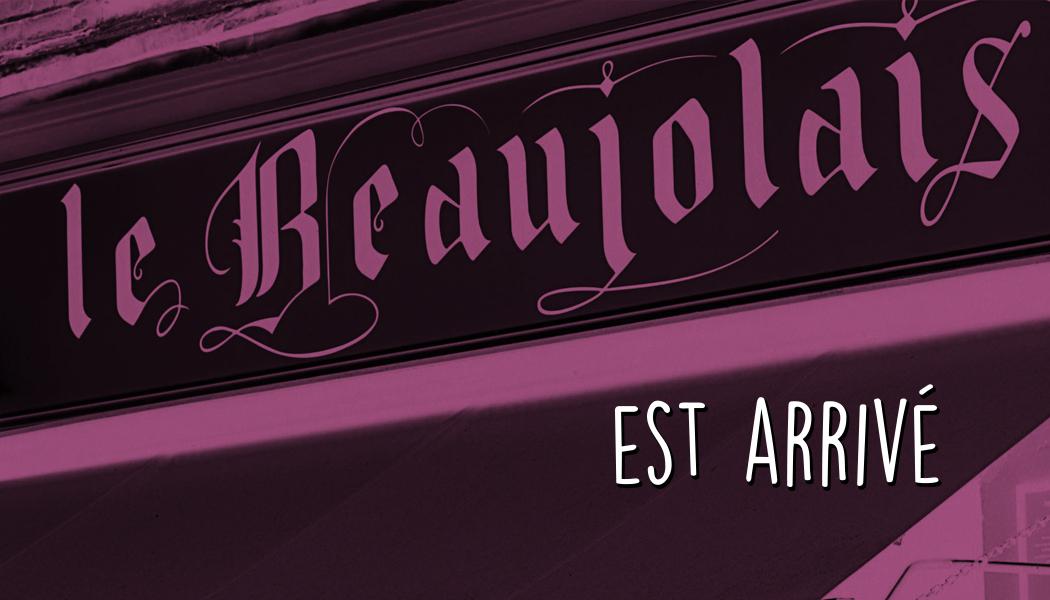 Beaujolais nouveau: ya está aquí
