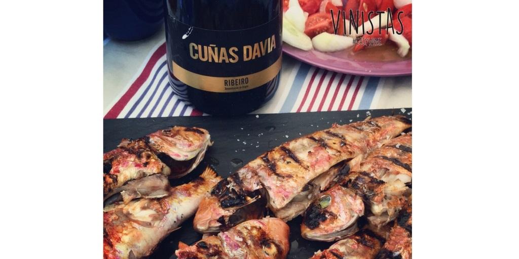 Cuñas Davia Barrica: ¿Qué bebemos hoy?
