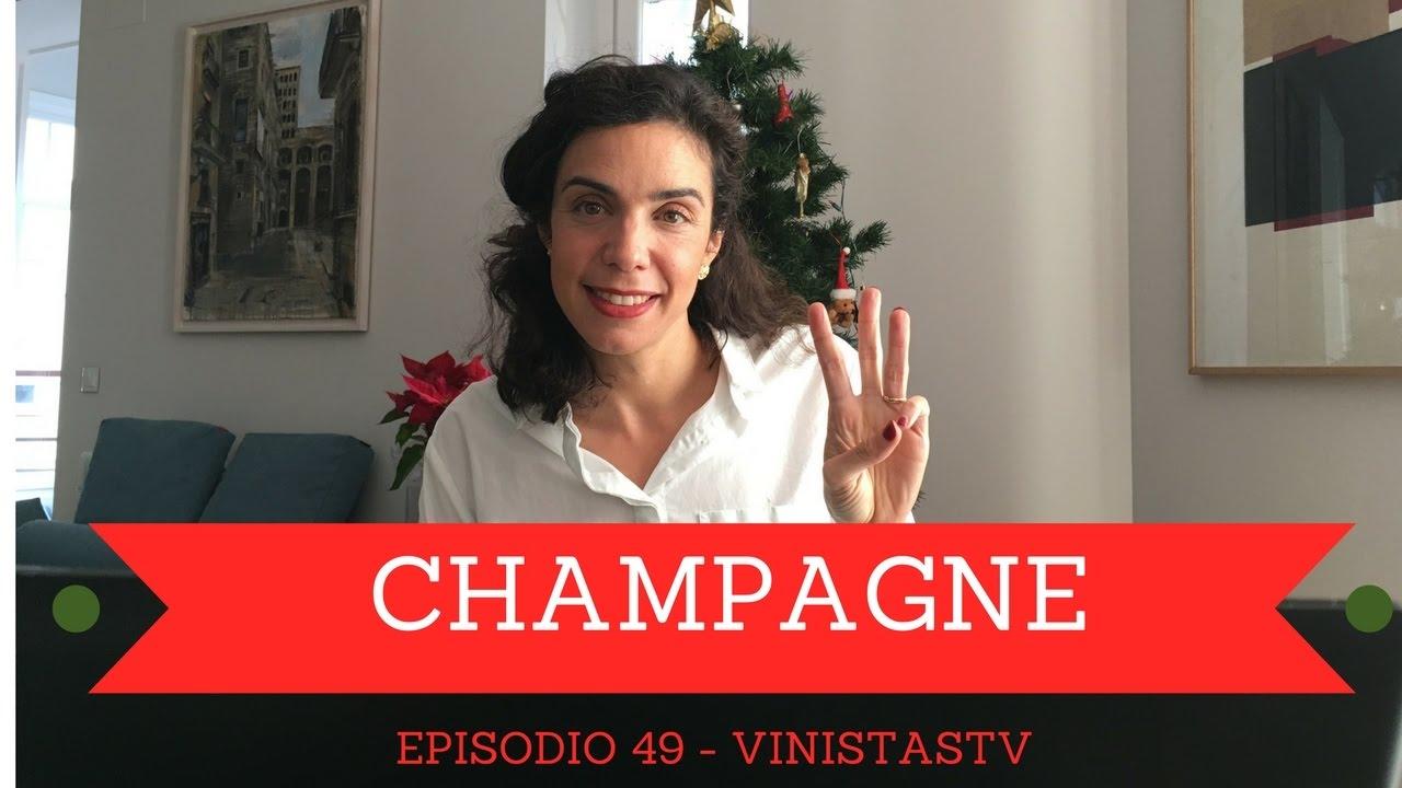 Champagne: por donde empezar. VINISTAS TV