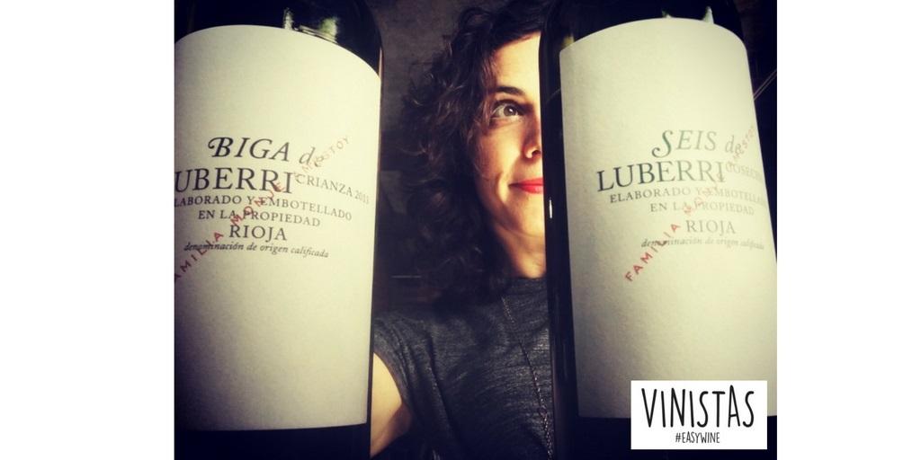 Luberri en dúo: ¿qué bebemos hoy?