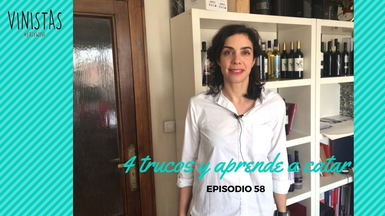 Catar vinos: 4 trucos para aprender más rápido- VINISTAS TV – Episodio 58