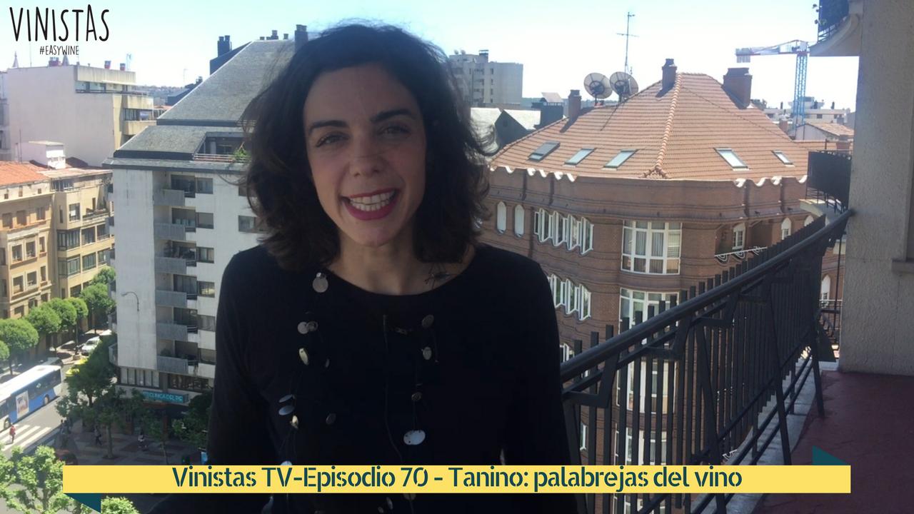 Tanino:palabrejas del vino-VINISTAS TV-Episodio 70