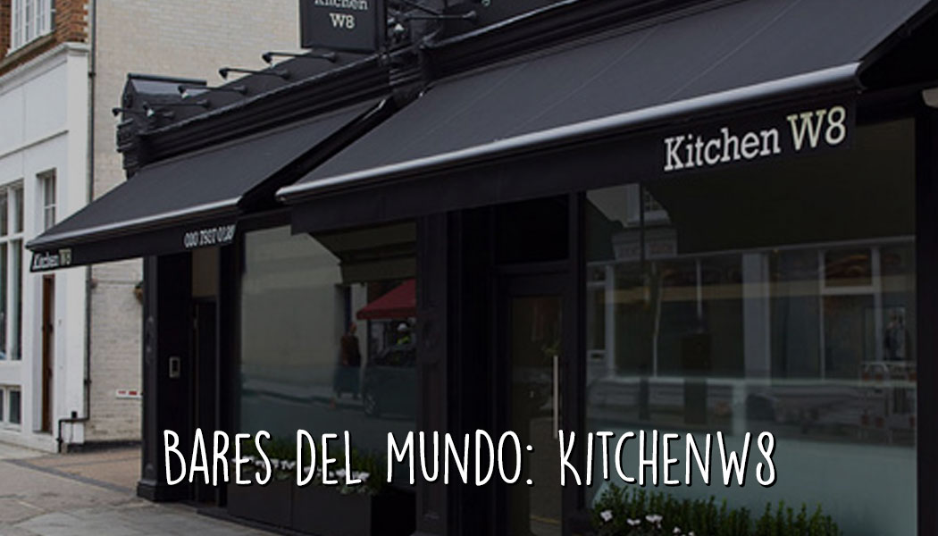 Bares del mundo: KitchenW8