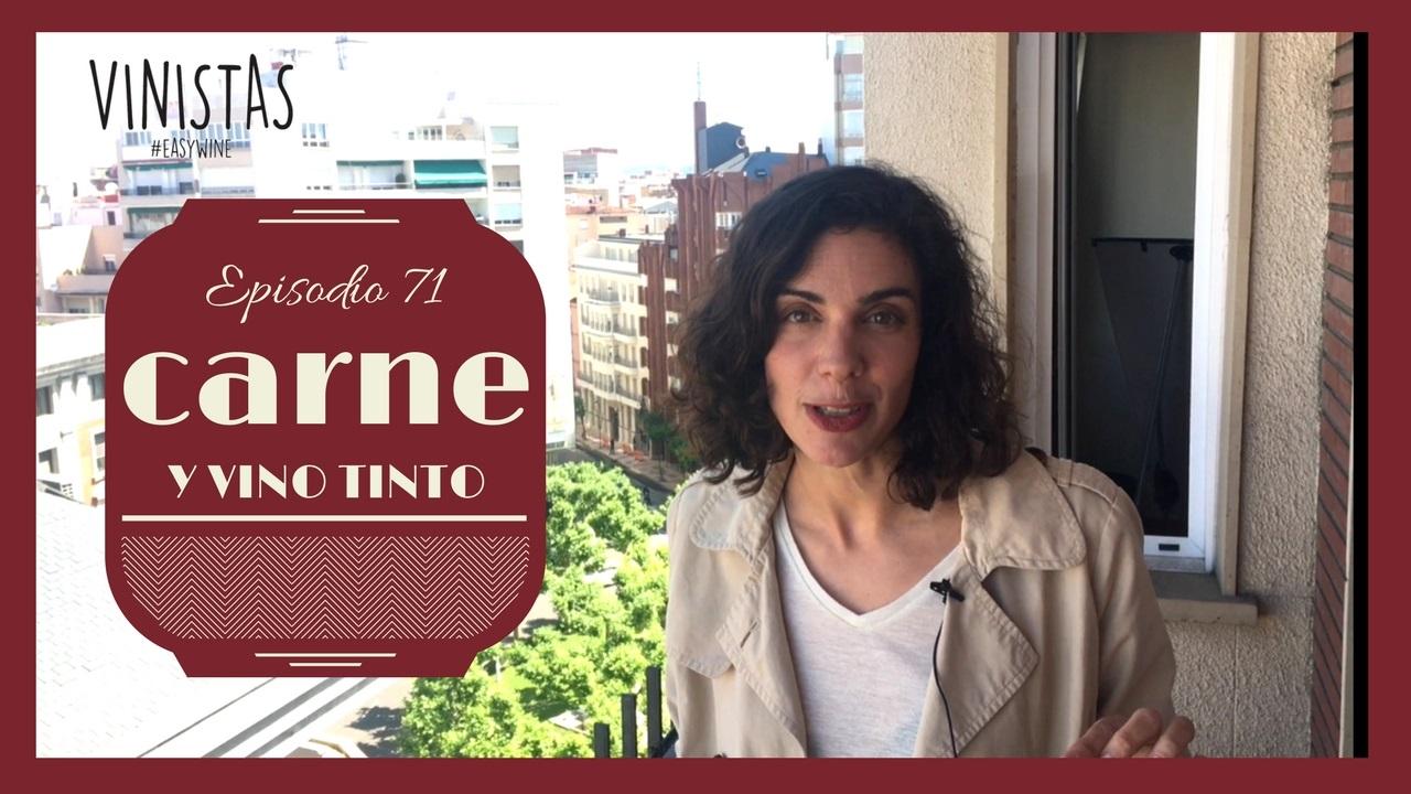 Carne y Vino tinto- VINISTAS TV-Episodio 71