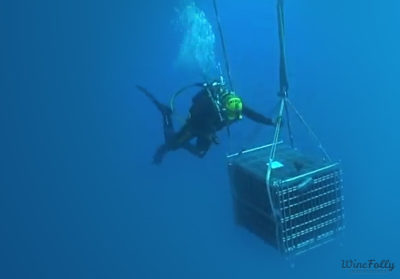 wine-bring-stored-under-the-sea-italy
