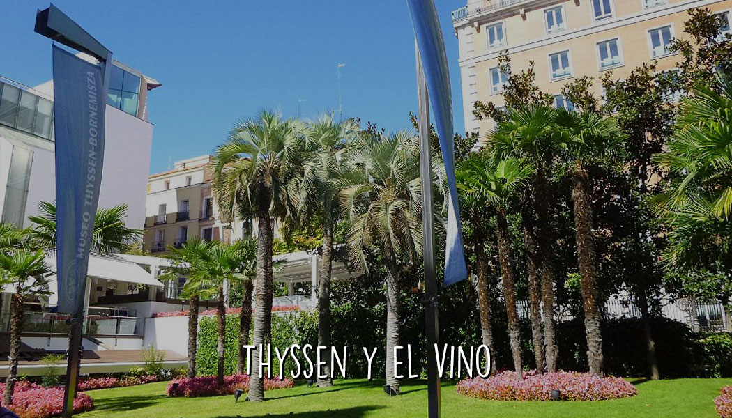 El Museo Thyssen y el Vino