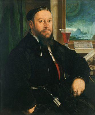 Retrato de Matthäus Schwarz. Arte y Vino en el Thyssen
