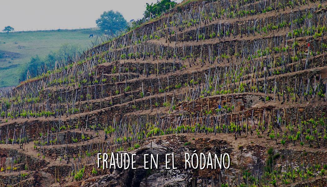 Fraude en el Ródano. Raphael Michel.