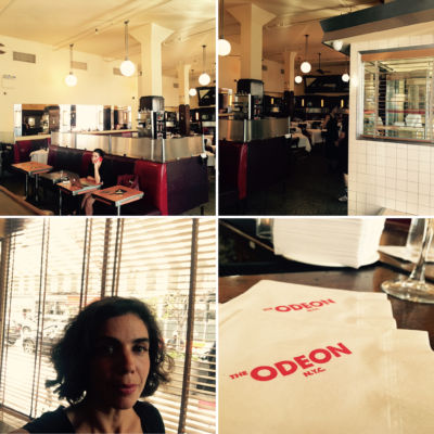Odeon brunch