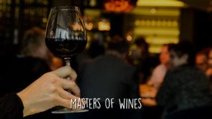 Masters of wines: los maestros del vino