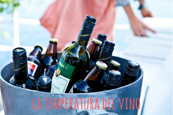 Temperatura de Servicio del Vino. ¿Cuál es la Ideal? ¿Es Importante?