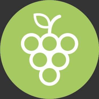 Por tipos de uva